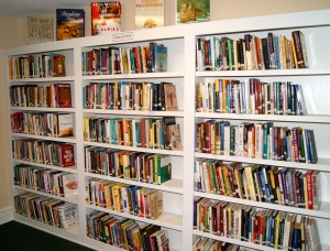 This is the rest of our non-fiction collection.