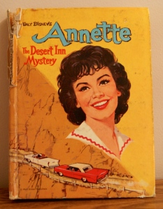 I loved Annette's beach movies!